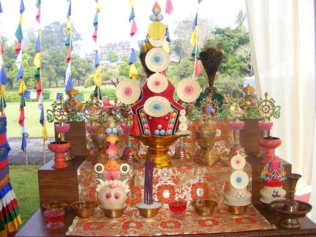Altar Monlam