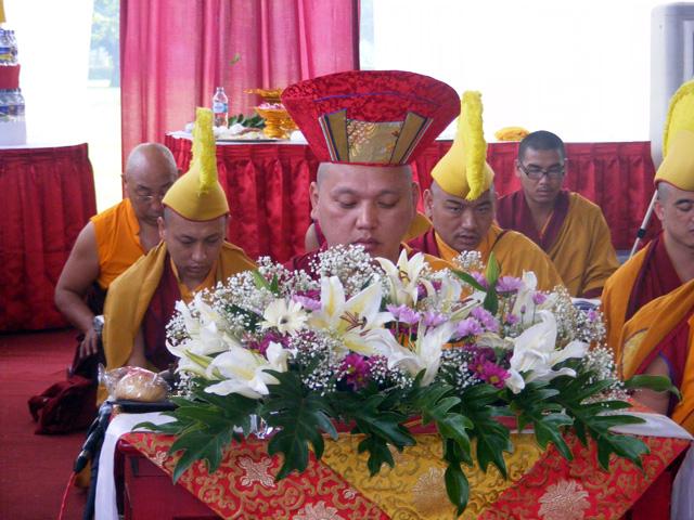 Karma Khenchen Rinpoche