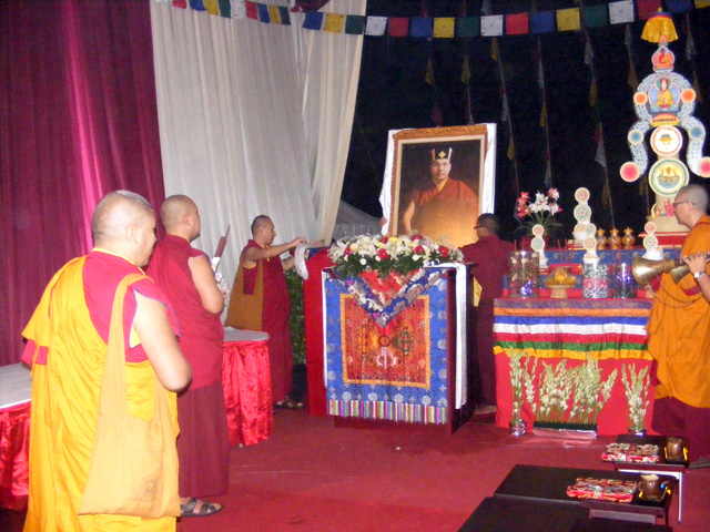 Menahtakan Image HH Karmapa
