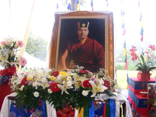 Tahta HH Karmapa